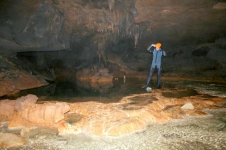 Пещерные «ванны»